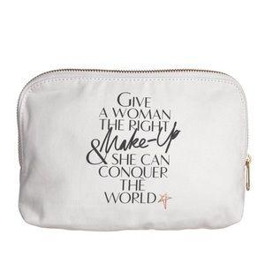 Charlotte Tilbury 1st Edition Makeup Bag